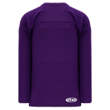 Athletic Knit (AK) H6000-010 Purple Practice Hockey Jersey