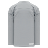 Athletic Knit (AK) H6000Y-012 Youth Grey Practice Hockey Jersey