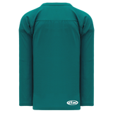 Athletic Knit (AK) H6000-027 Pacific Teal Practice Hockey Jersey