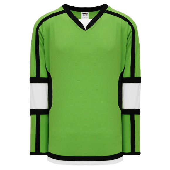 Athletic Knit (AK) H7000-107 Lime Green Select Hockey Jersey