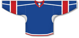 Athletic Knit (AK) H7000 Royal Blue Select Hockey Jersey - PSH Sports