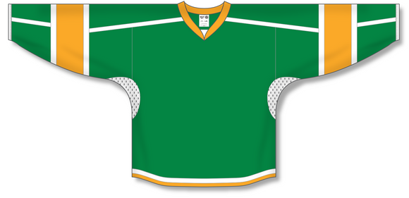 Athletic Knit (AK) H7000 Kelly Green Select Hockey Jersey - PSH Sports