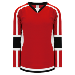 Athletic Knit (AK) H7000-414 Red Select Hockey Jersey