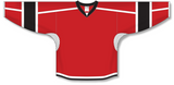 Athletic Knit (AK) H7000 Red Select Hockey Jersey - PSH Sports