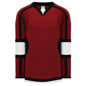 Athletic Knit (AK) H7000-426 AV Red Select Hockey Jersey