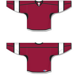 Athletic Knit (AK) H7000 AV Red Select Hockey Jersey - PSH Sports