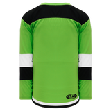 Athletic Knit (AK) H7400-107 Lime Green Select Hockey Jersey