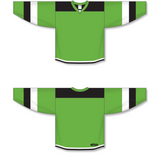 Athletic Knit (AK) H7400 Lime Green Select Hockey Jersey - PSH Sports