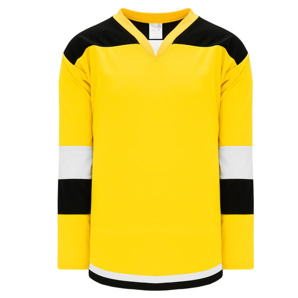Athletic Knit (AK) H7400Y-256 Youth Maize Select Hockey Jersey
