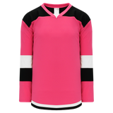Athletic Knit (AK) H7400-272 Pink Select Hockey Jersey