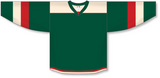 Athletic Knit (AK) H7400 Dark Green Select Hockey Jersey - PSH Sports