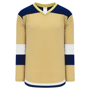 Athletic Knit (AK) H7400-283 Vegas Gold Select Hockey Jersey