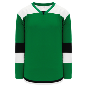 Athletic Knit (AK) H7400-440 Kelly Green Select Hockey Jersey