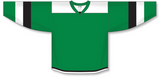 Athletic Knit (AK) H7400 Kelly Green Select Hockey Jersey - PSH Sports