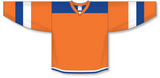 Athletic Knit (AK) H7400 Orange Select Hockey Jersey - PSH Sports