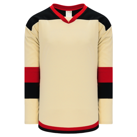 Athletic Knit (AK) H7400-546 Sand Select Hockey Jersey