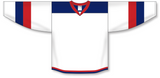 Athletic Knit (AK) H7400 White Select Hockey Jersey - PSH Sports