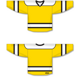 Athletic Knit (AK) H7500 Maize Select Hockey Jersey - PSH Sports