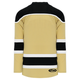 Athletic Knit (AK) H7500A-281 Adult Vegas Gold Select Hockey Jersey