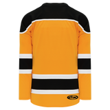 Athletic Knit (AK) H7500-329 Gold Select Hockey Jersey