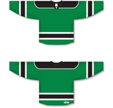 Athletic Knit (AK) H7500 Kelly Green Select Hockey Jersey - PSH Sports