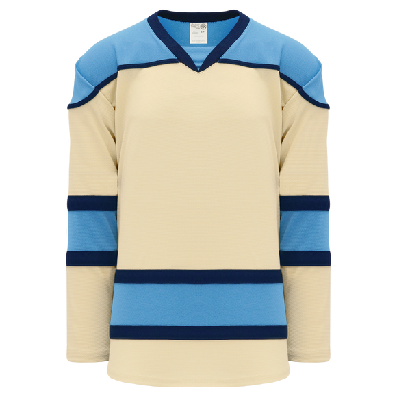 Athletic Knit (AK) H7500-545 Sand Select Hockey Jersey