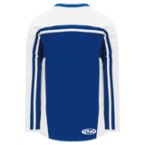 Athletic Knit (AK) H7600A-206 Adult Royal Blue Select Hockey Jersey