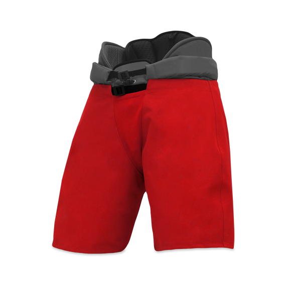 Athletic Knit (AK) H901-005 Red Ice Hockey Pant Shell