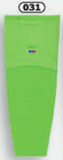 Athletic Knit (AK) HS1100-031 Lime Green Mesh Cut & Sew Ice Hockey Socks