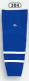 Athletic Knit (AK) HS2100-204 Old Toronto Maple Leafs Royal Blue Mesh Cut & Sew Ice Hockey Socks