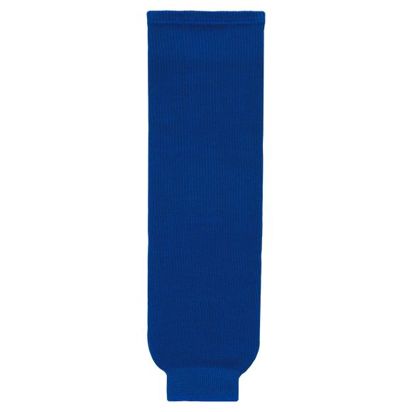 Athletic Knit (AK) HS630-002 Royal Blue Knit Ice Hockey Socks