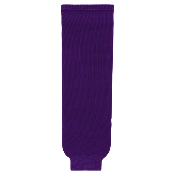Athletic Knit (AK) HS630-010 Purple Knit Ice Hockey Socks