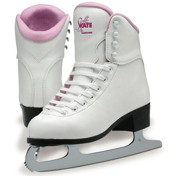 Jackson Ultima GS181 Girls Soft Skate Figure Skates - PSH Sports