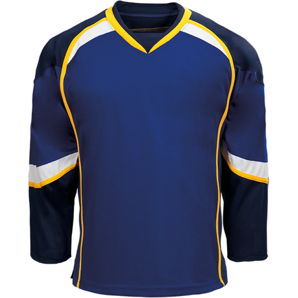 Kobe Sportswear K3G42A St. Louis Blues Away Royal Blue Pro Series Hockey Jersey