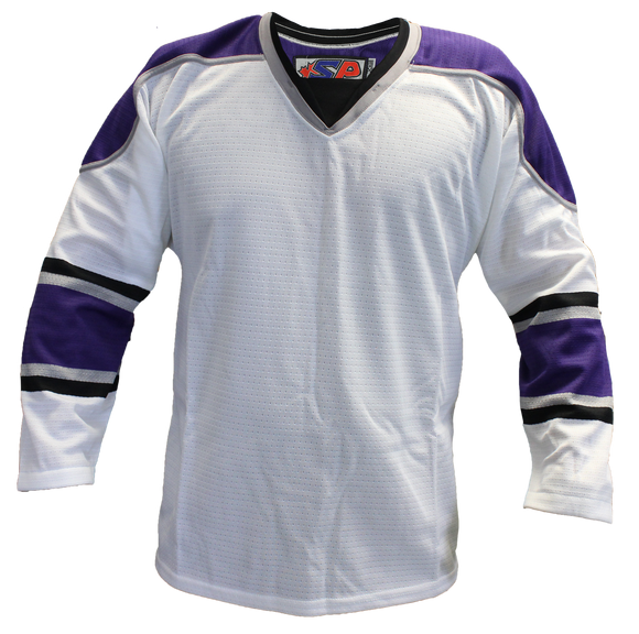 SP Apparel Evolution Series Los Angeles Kings White Hockey Jersey - PSH Sports