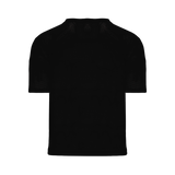 Athletic Knit (AK) LF151-001 Black Field Lacrosse Jersey