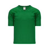 Athletic Knit (AK) LF151-007 Kelly Green Field Lacrosse Jersey