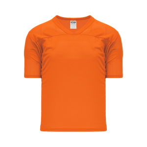 Athletic Knit (AK) LF151-064 Orange Field Lacrosse Jersey