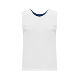 Athletic Knit (AK) LF302-216 Reversible Navy/White Field Lacrosse Jersey