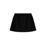 Athletic Knit (AK) LSK600-001 Black Field Lacrosse Skirt