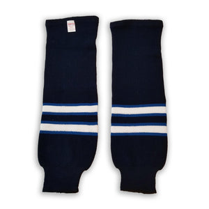 Modelline Knit Ice Hockey Socks - Winnipeg Jets - PSH Sports