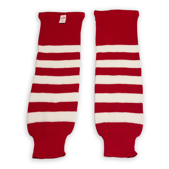 Modelline Knit Ice Hockey Socks - 2009 Detroit Red Wings Winter Classic