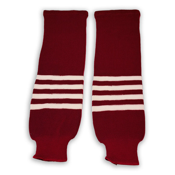 Modelline Knit Ice Hockey Socks - 2015 Washington Capitals Winter Classic Red/White