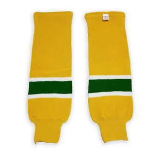 Modelline Knit Ice Hockey Socks - California Golden Seals 1973-74 - PSH Sports