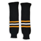 Modelline Knit Ice Hockey Socks - Pittsburgh Penguins