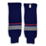 Modelline Knit Ice Hockey Socks - Vancouver Canucks 1998-2007