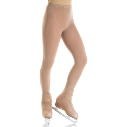 Mondor 3350 Opaque Over The Boot Figure Skating Tights - PSH Sports
