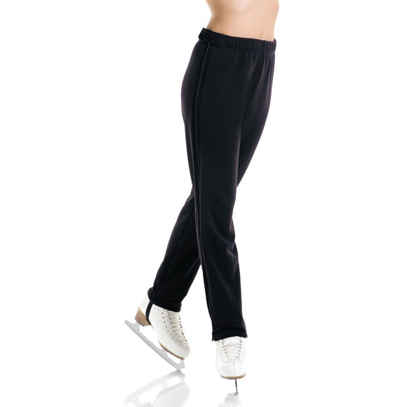 Mondor 4454 Polartec Full Zippered Figure Skating Pant - PSH Sports