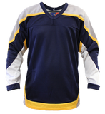 SP Apparel League Series Nashville Predators Navy Sublimated Hockey Jersey
