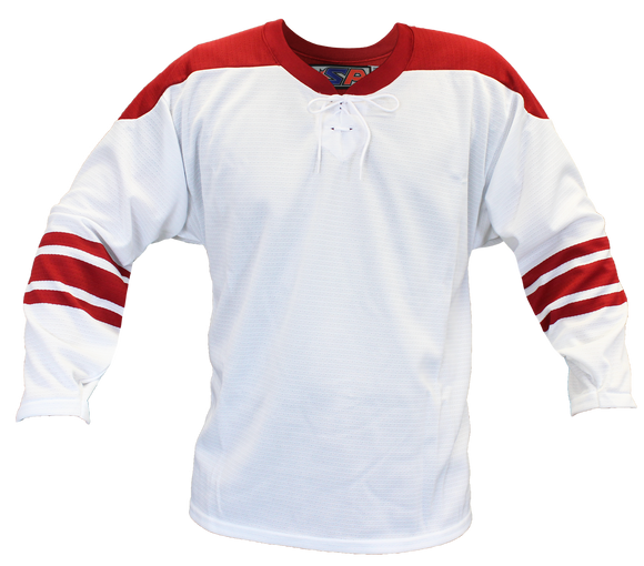 SP Apparel Evolution Series Phoenix Coyotes White Hockey Jersey - PSH Sports